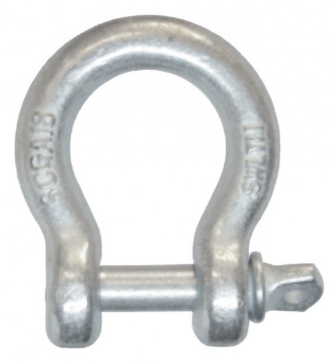 Bow shackles photo