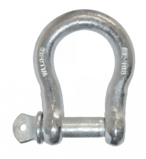 Bow shackles - Commercial type photo
